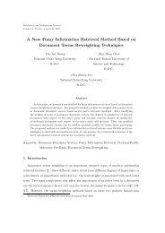 A New Fuzzy Information Retrieval Method Based on Document ...