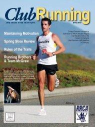 Spring 2010 - Road Runners Club of America
