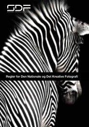 Regler for Den Nationale og Det Kreative Fotografi - Selskabet for ...