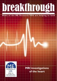 Download a pdf version (1.4 MB) - ME Research UK