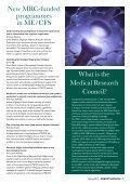 Download a pdf version (1.1 MB) - ME Research UK - Page 7