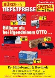 TIEFSTPREISE - Dr. Hildebrandt & Buchholz