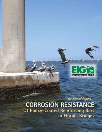 EIG—Fog Salt Spray Test - ConcretOnline