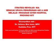 Presentation Kadinkes NTT_13 April (1).pdf - Kebijakan Kesehatan ...