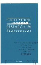 f I..W$fjWQ - Puget Sound Institute