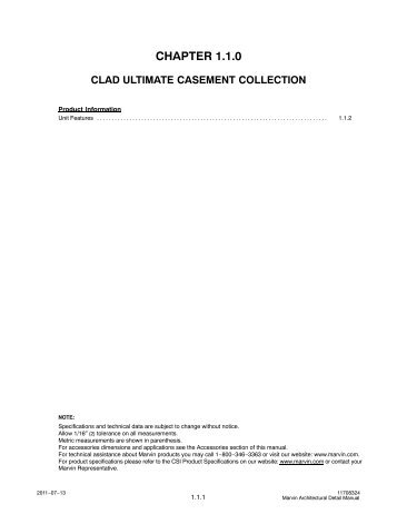Clad Ultimate Casement Collection - Marvin Windows and Doors