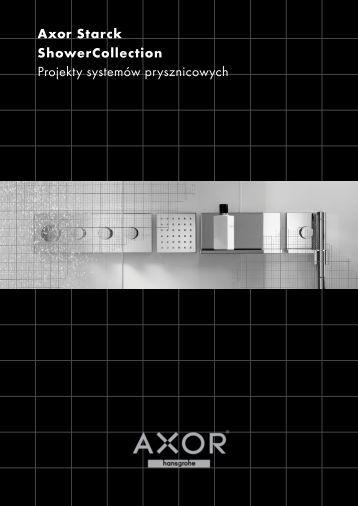 Projektowanie Axor Starck ShowerCollection - Hansgrohe