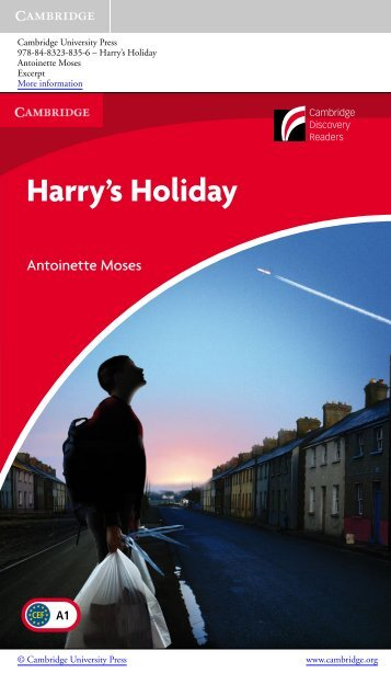 Harry's Holiday - Cambridge University Press