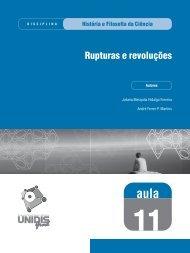 Aula 11 - Rupturas e Revoluções