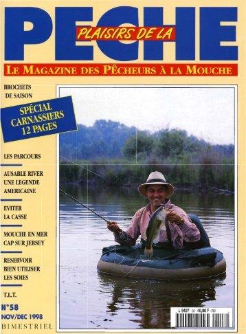 le magazine des pêcheurs à la mouche - Vincenzo Penteriani