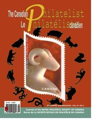 *TCP(Corrected)-M/A 03 - The Royal Philatelic Society of Canada