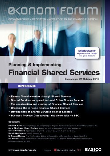 Financial Shared Services