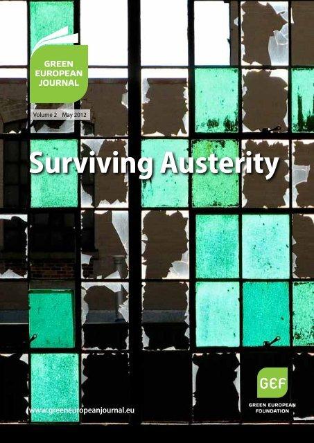 Full Volume 2 PDF - Green European Journal