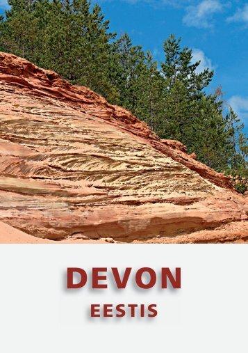 Devon Eestis (2006) - Geoloogia Instituut