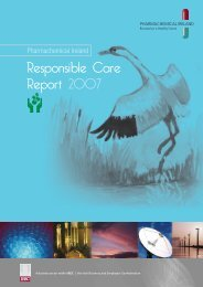Responsible Care Report 2007.pdf - Pharmachemical Ireland