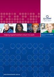 work assist brochure - Q-Comp