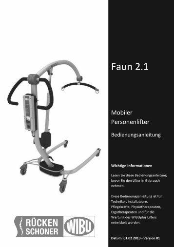 Faun 2.1 - WIBU   Medizinischer Bedarf
