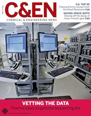 Chemical & Engineering News Digital Edition - May 9 ... - IMM@BUCT