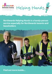 Helping Hands (pdf 0.97MB) - Northwards Housing