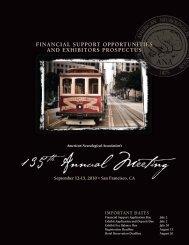135th Annual Meeting - American Neurological Association