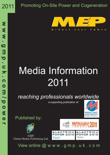AIP/IPA Media Pack 2010 - Global Media Publishing Ltd. - UK.COM
