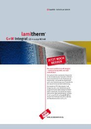 lamitherm® - KABE Farben