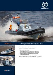 FRIR 625 (Navy Version) - Fr. Fassmer GmbH & Co. KG