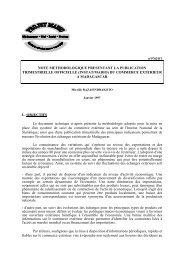 pdf 63 ko - Institut national de la statistique malgache (INSTAT)