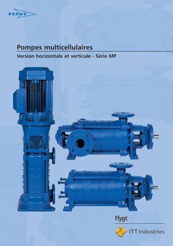 Pompes multi-cellulaires horizontales et verticales ... - MIDI Bobinage