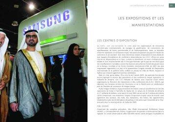 LES EXPOSITIONS ET LES MANIFESTATIONS - UAE Interact