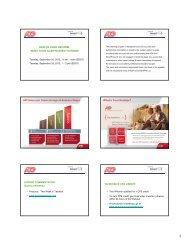 HEALTH CARE REFORM - SmartPros Accounting