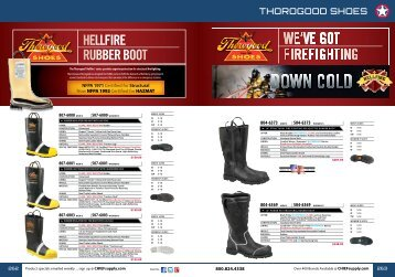 thorogood shoes - Chief Supply