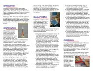 introduction identification characteristics curriculum - Pittsylvania ...