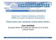 Diaporama de Yann Dufour, Syndicat Mixte de la Baie de Somme et ...