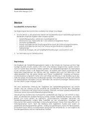 Suizidbeihilfe im Kanton Bern - Daniel Steiner-Brütsch