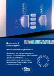 Elmasonic S