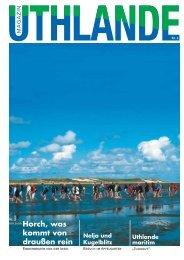 PDF zum Download - der Region Uthlande - Insel- und ...