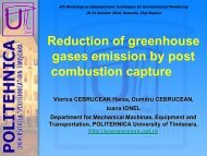 Reduction of greenhouse gases emission by post combustion capture