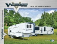 TRAVEL TRAILERS AND FIFTH WHEELS - CMS
