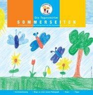 Sommerseiten 2011 - Tagesmütter Steiermark