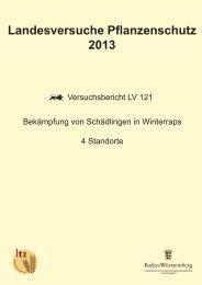 LV 121 - LTZ Augustenberg