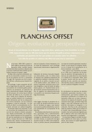 PLANCHAS OFFSET