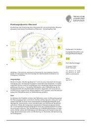 PlusEnergieQuartier Oberursel - Entwerfen und Energieeffizientes ...