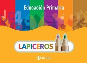 LAPICEROS - Anaya Infantil y Juvenil