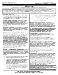 Employment Eligibility Verification