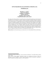 NOVO PARADIGMA DA ECONOMIA E POLÍTICA ... - Artigo Científico
