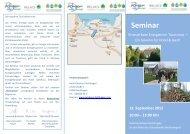 12. September 2012 10:00 – 15:00 Uhr - RELACS.EU