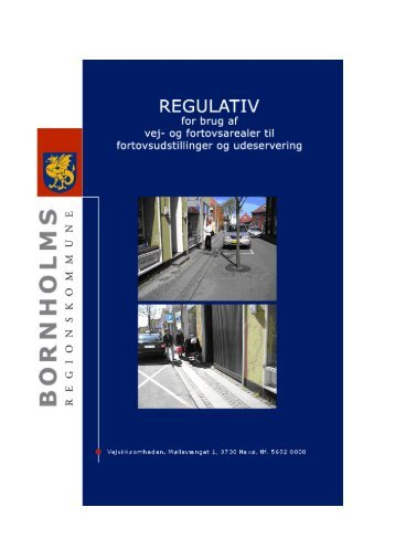 Overskrift 1 - Bornholms Regionskommune