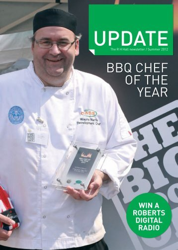 BBQ CHEF OF THE YEAR - CESA
