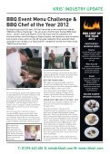 BBQ CHEF OF THE YEAR - CESA - Page 5